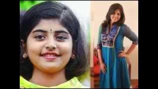 Manjima Mohan Child actress, now malayalam heroine