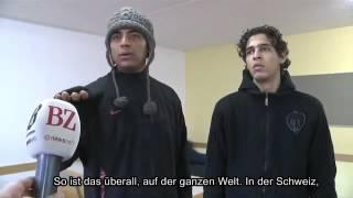 Asylforderer aus Tunesien beschwert sich über zu geringe finanzielle Zuwendungen - Schweiz