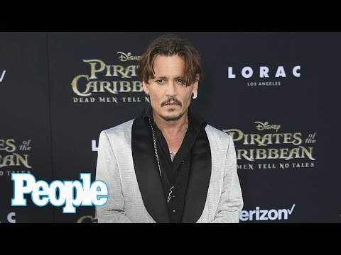 Orlando Bloom & 'Pirates' Producer Jerry Bruckheimer Defend Johnny Depp | People NOW | People