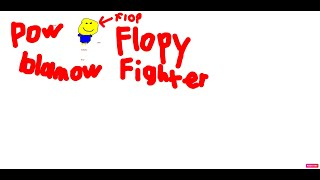 Oh no floppy fighters on Roblox