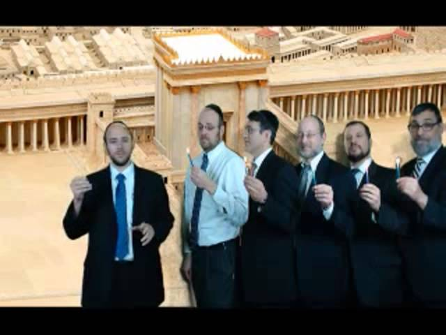 Chanukah 2015 - 6th day