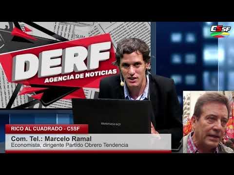 Marcelo Ramal: El default es un hecho consumado