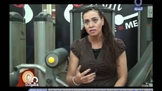 بالفيديو.. أول حارسة خاصة في مصر: أسرتي اعترضت بشدة.. وأتمنى تقديم أفلام أكشن