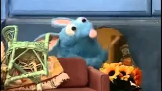Bear in the Big Blue House Working Like a Bear