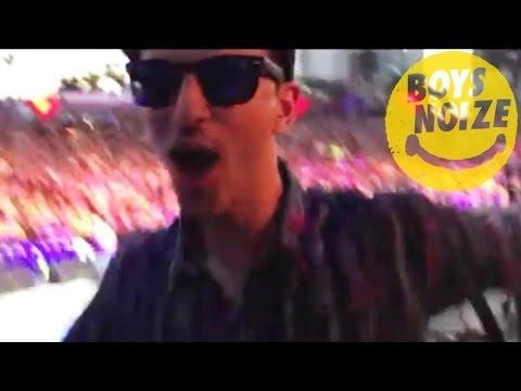 SNOOP DOGG & BOYS NOIZE @ Ultra Festival 2013 (LIVE)