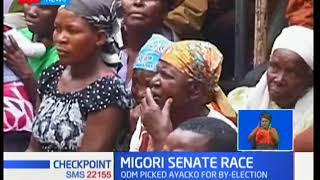 Migori senate race heats up after ODM nominated Ochilo Ayacko as its candidate