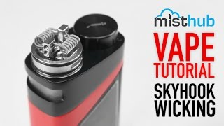 SMOK Skyhook RDTA 220W Kit Video