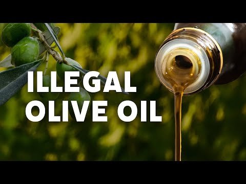 we committed olive oil fraud