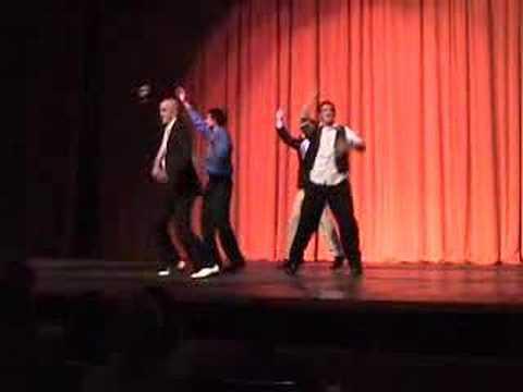 Timpview Talent Show... OK GO