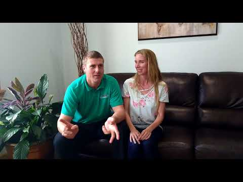An introduction to Anna and Brent Harris, owners of Liberty Eagle Academy Montessori.