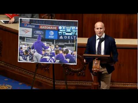 Rep. Rose Honors Tottenville Pirates' Football Team on Fantastic Season