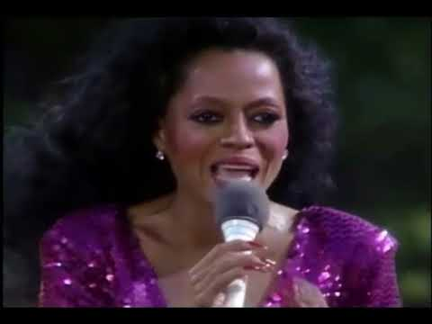 Diana Ross Live In Central Park 1980 I'm Coming Out