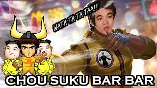 DONKEY SUKU BAR BAR TUTORIAL CHOU2
