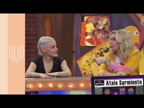 ¡Lola Cortés descubre que fue a la misma escuela que Atala Sarmiento! | D Generaciones | Canal U