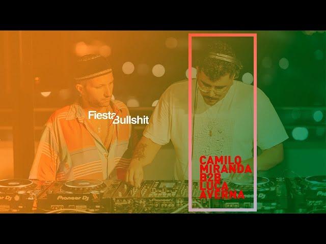 Camilo Miranda b2b Luca Averna - Hola Ibiza 26.08.2019