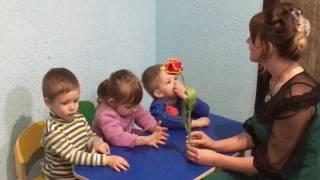 Урок в детском саду Ялты | Интегрированный урок: окружающий мир, английский, творчество