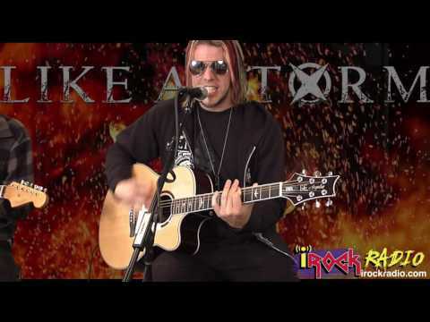 iRockRadio.com - Like A Storm (Acoustic) - Break free