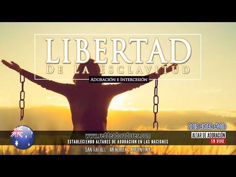 Libertad De La Esclavitud || 🔥 Altar 2019 (018) Australia