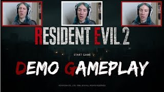 HOW TO POOP IN UNDER 30 MINUTES || Resident Evil 2 One Take Demo