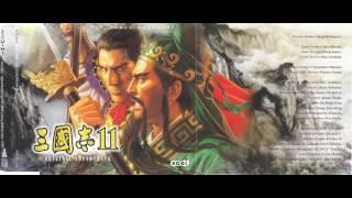 三國志 11 Original Soundtrack 08 戦 전 Battle