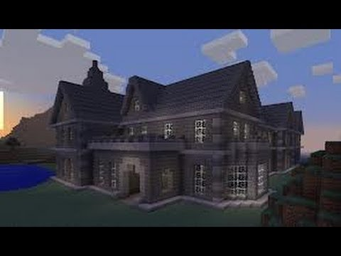 come costruire una bella casa su minecraft 2 tutorial