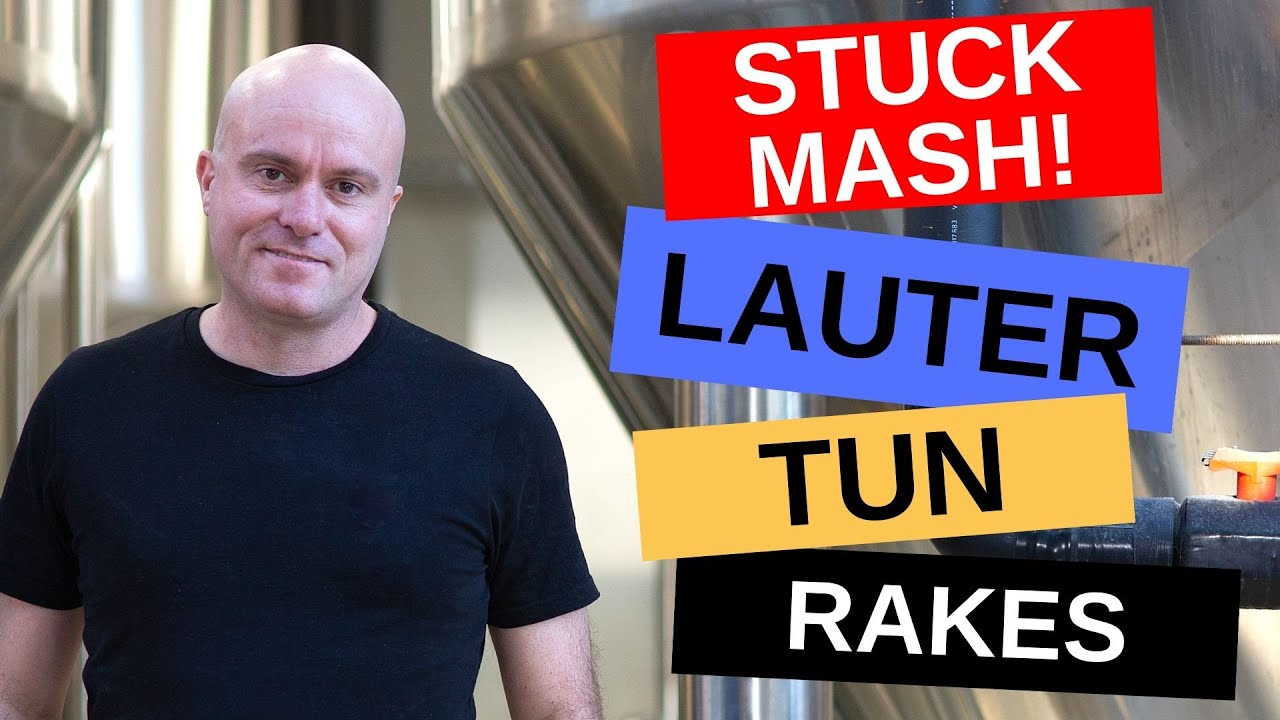 Download How To Avoid a Stuck Mash And Use Lauter Tun Rakes To Brew Like a Boss