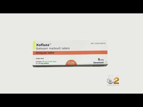 FDA Approves New Flu-Fighting Drug Xofluza