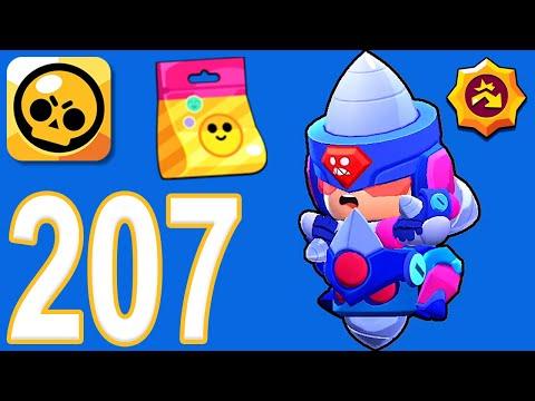 Brawl Stars - Gameplay Walkthrough Part 207 - Ultra Driller Jacky (iOS, Android)