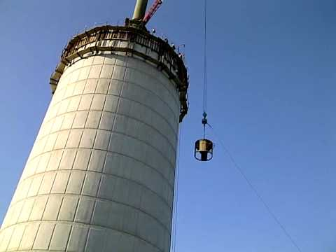 Disney Road Elevated Water Tank Construction