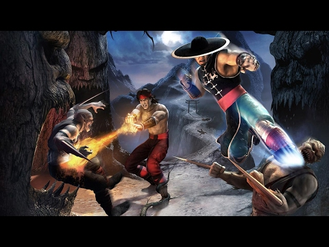 mortal kombat armageddon pcsx2  windows