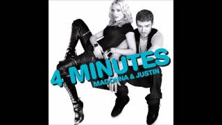 Madonna - 4 Minutes [Feat. Justin Timberlake & Timbaland] (Junkie XL Remix)