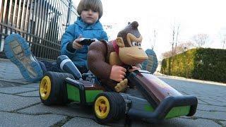 Mario Kart RC Toy Fun