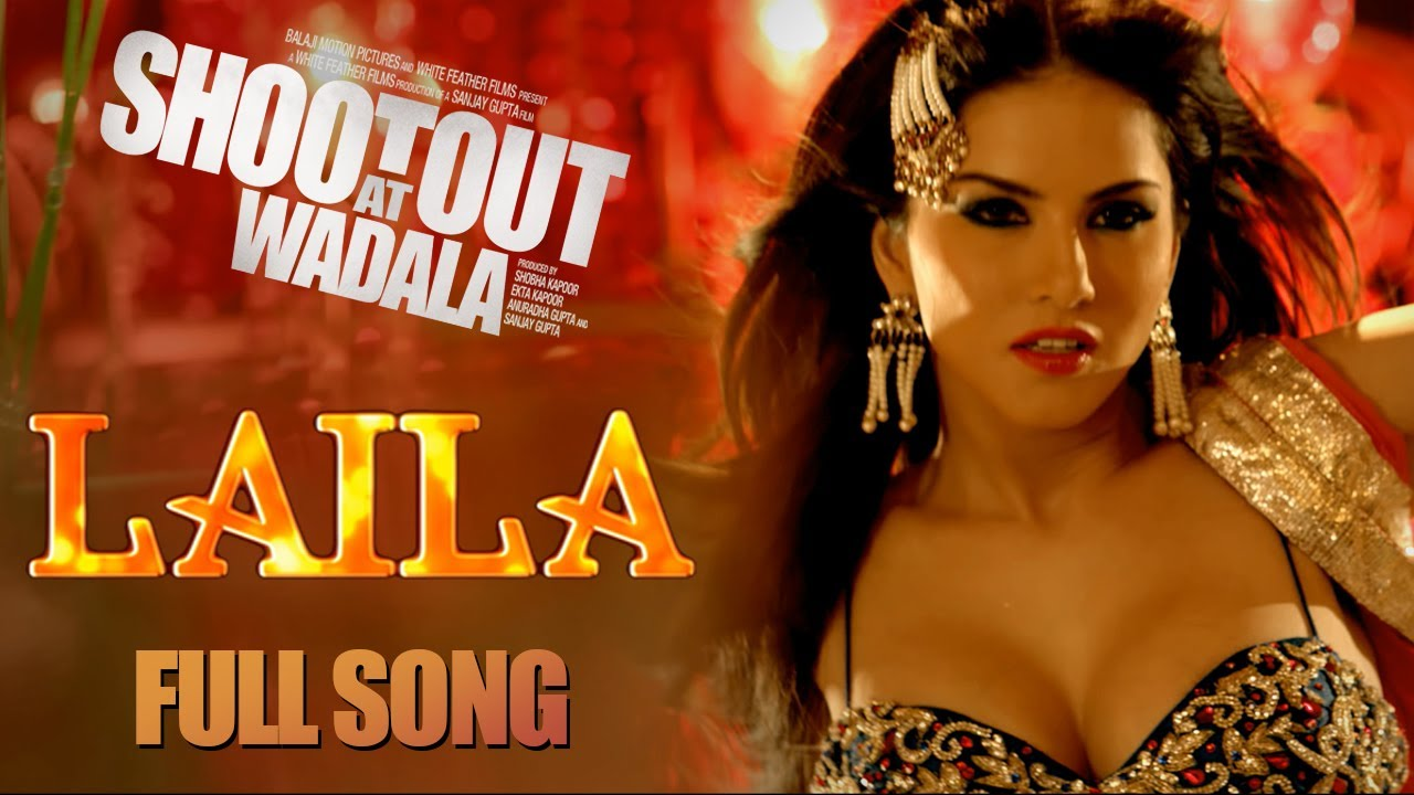 Laila - Full Song - Shootout At Wadala - YouTube