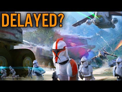 New Game Mode Delayed? - Star Wars Battlefront 2 thumbnail