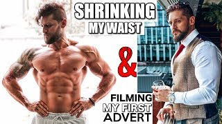 Home WAIST SHRINKING & Ab Training Routine | My First NATIONAL CAMPAIGN! | Lex Fitness