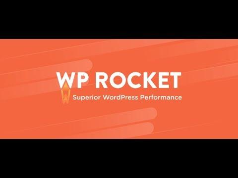 WP Rocket | Top Wordpresss Plugin For Caching, Minify Html,css,java Script, Database Optimization