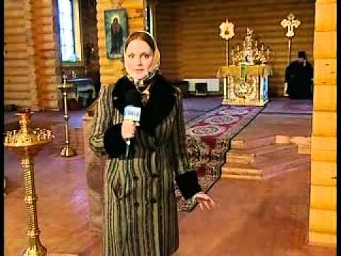 ВВерхней Верее открылся храм в честь С. Радонежского