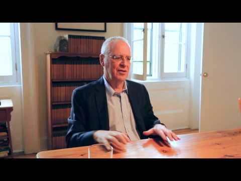 Ron Chernow: Writing a George Washington Biography