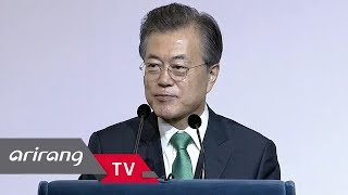 [Arirang TV] Peace for the Korean Peninsula Prosperity for Asia (Singapore Lecture)