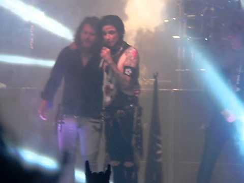 Black Veil Brides- Fallen Angels (feat Danny Worsnop and Jeff George of We Are Harlot))