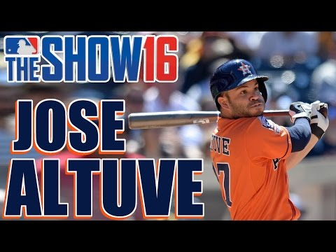 MLB The Show 16 Player Lock Ep.104: Jose Altuve