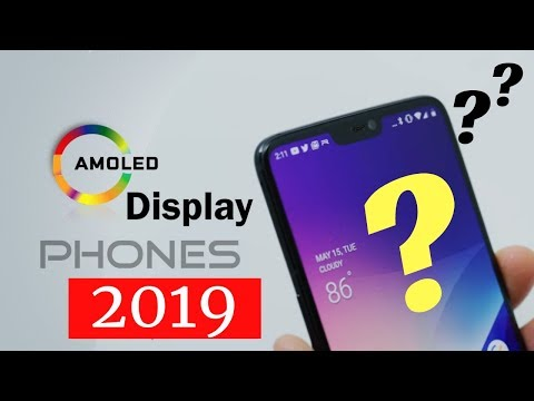 Phones With AMOLED Display (TOP 5) - 2019