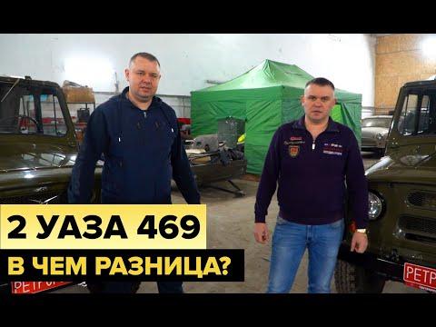 УАЗ 469. Военный