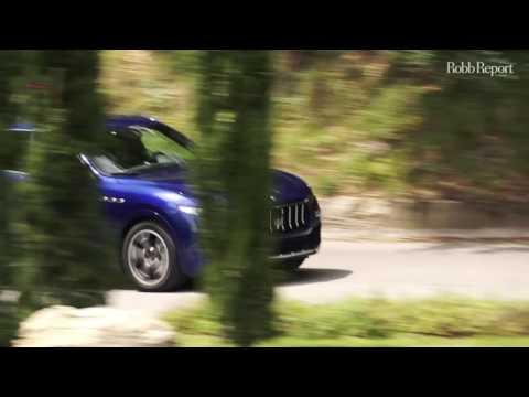 First drive: Maserati Levanto