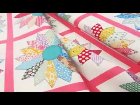 dresden plate quilt pattern beginners quilt patterns free - YouTube : dresden quilt pattern - Adamdwight.com