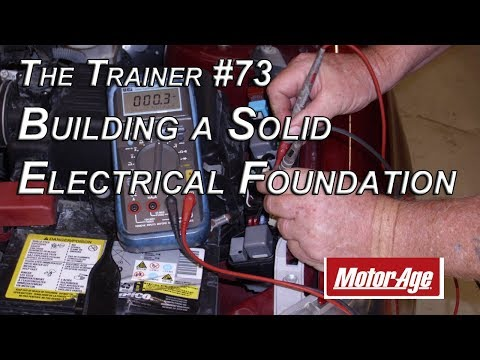 The Trainer #73 - Building A Solid Electrical Foundation