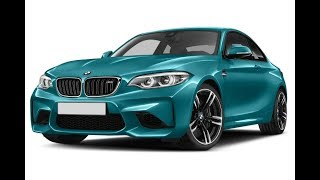 2018 BMW M2 New Car Test Drive | BMW M2 2018 Review