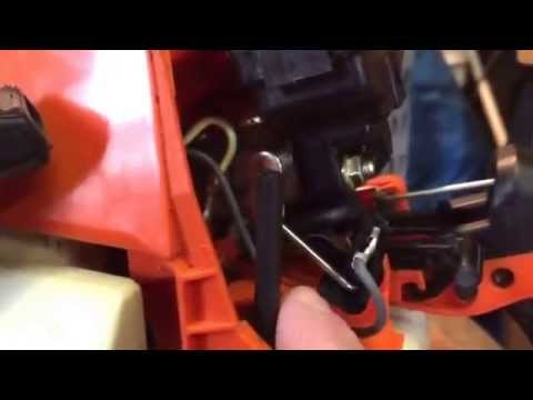 stihl 025 chainsaw on off choke switch problem and how i fixed it Stihl 025 Parts Diagram stihl 025 chainsaw on off choke switch problem and how i fixed it youtube