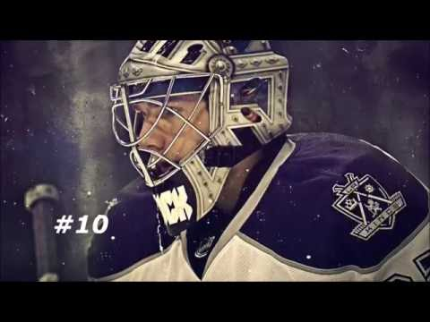 Jonathan Quick Top 10 saves of all time