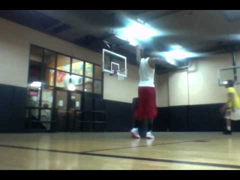 Shooting in the gym Monday April 1st 2013